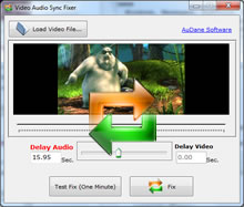Fix Video File that Has Audio Out of Sync