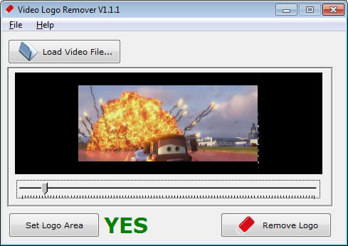 Click to view Video Logo Remover screenshots